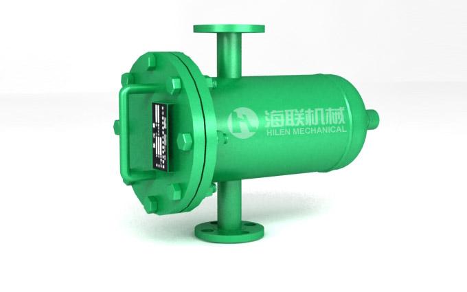 立式直通除污器--盐城市海联机械设备有限公司